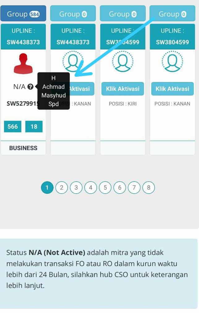 Status Member NA Ecoracing